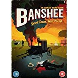 Banshee - Season 2 [DVD] [2015]